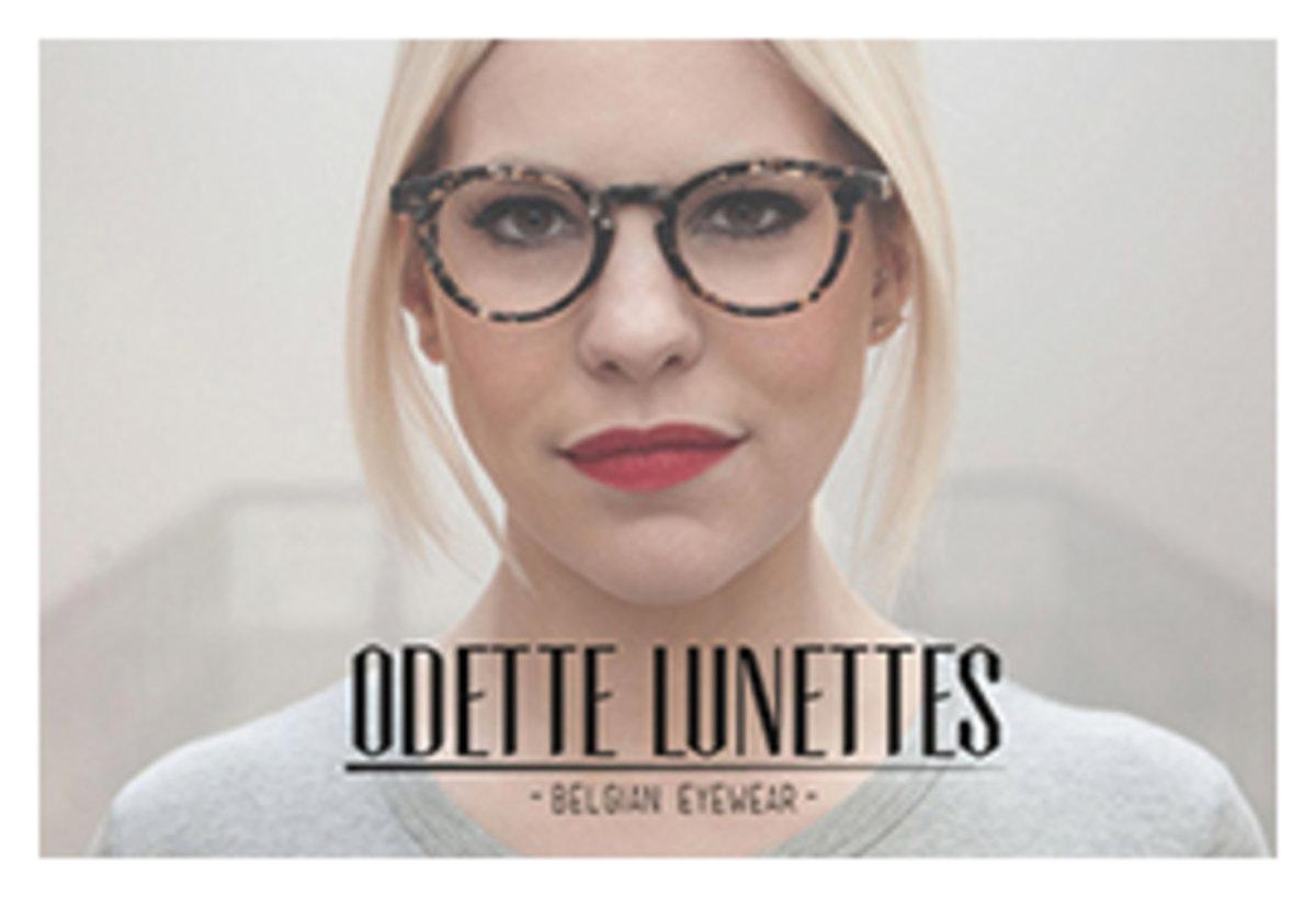 a76b642bd6 Odette Lunettes : une marque de lunettes branchée