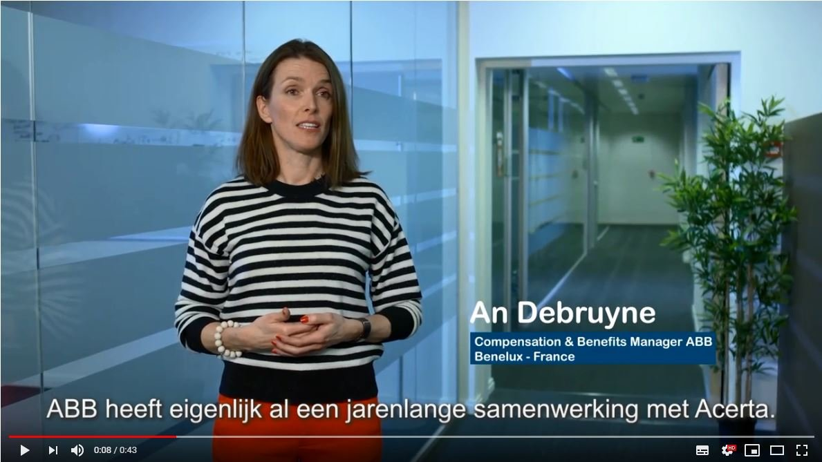 Dankzij flexsourcing kan ABB zich bezighouden met haar kernactiviteiten