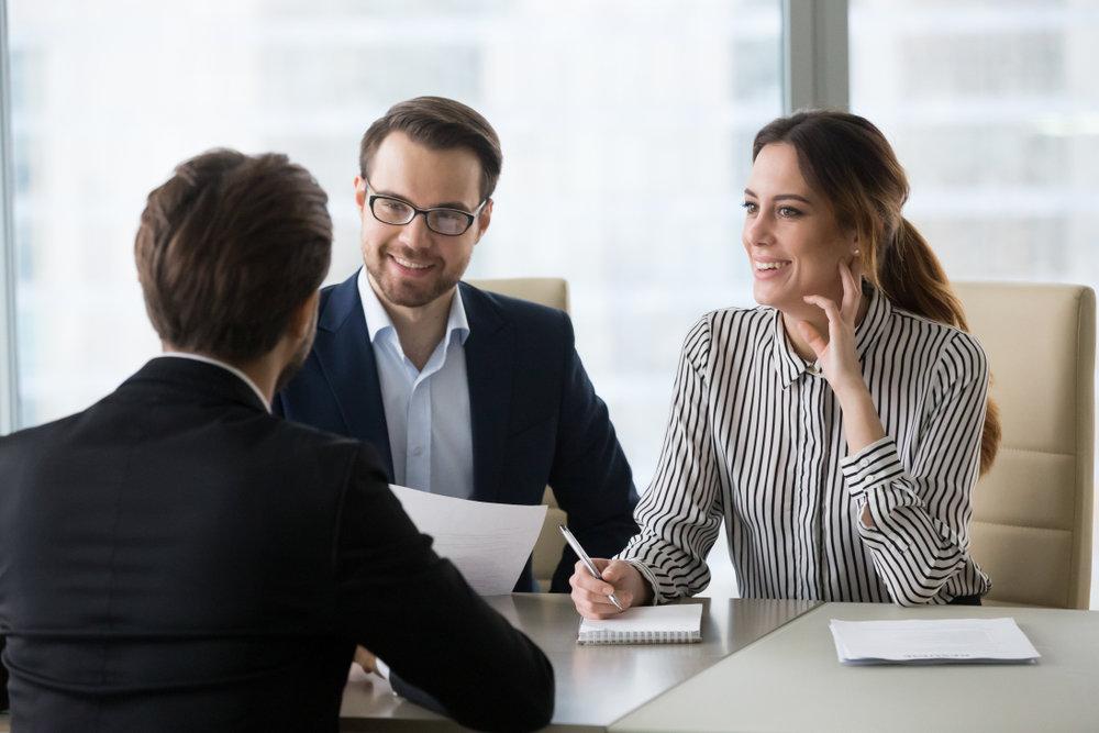 Het selectie-interview