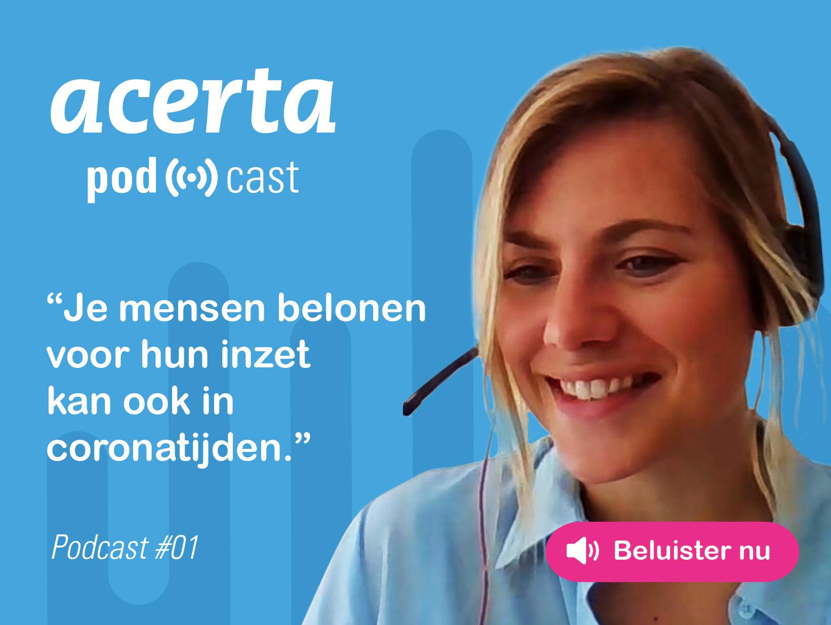 Acert'Audio #1 - Ellen Roelants over een flexibel loonbeleid